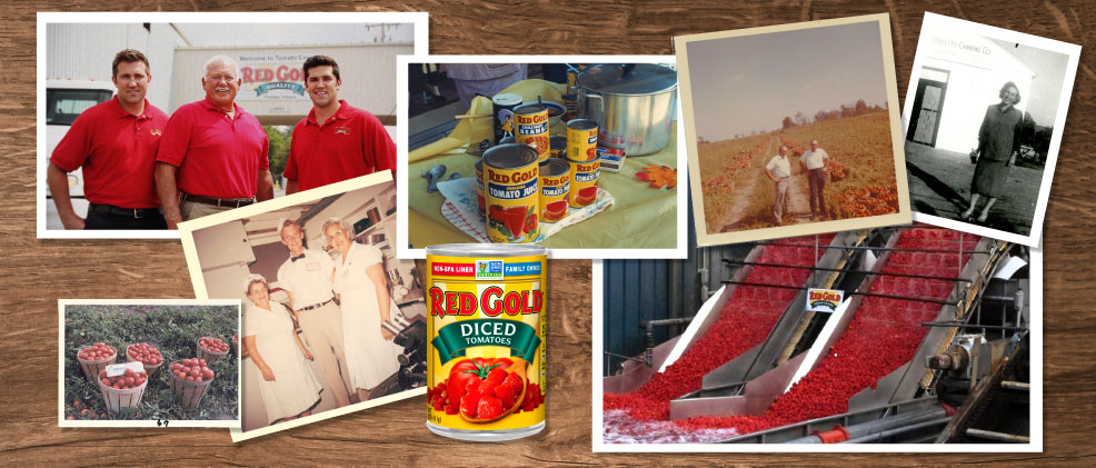 Red Gold Canning History