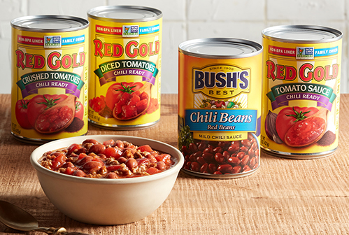 New Listing Image_Red Gold and Bush's Best Beans_Press Release