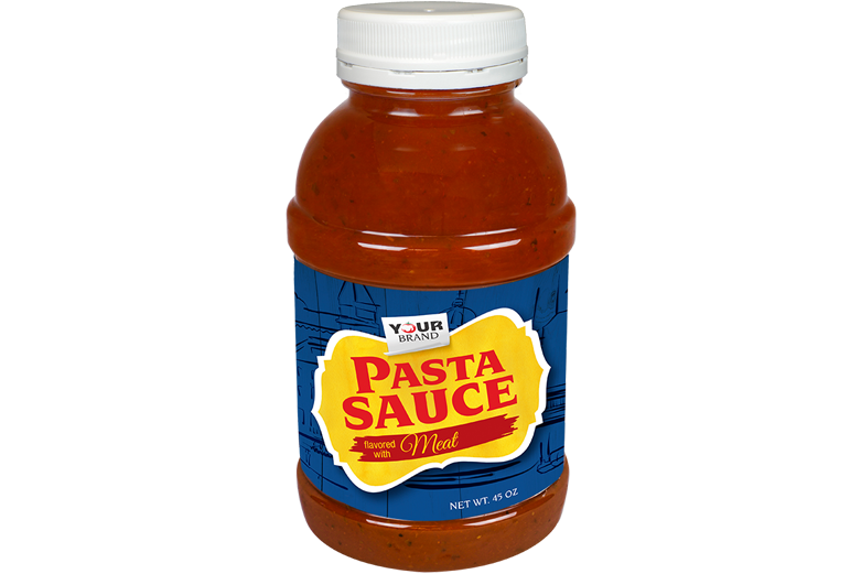 MHR5_45 oz Meat Pasta Sauce R Style