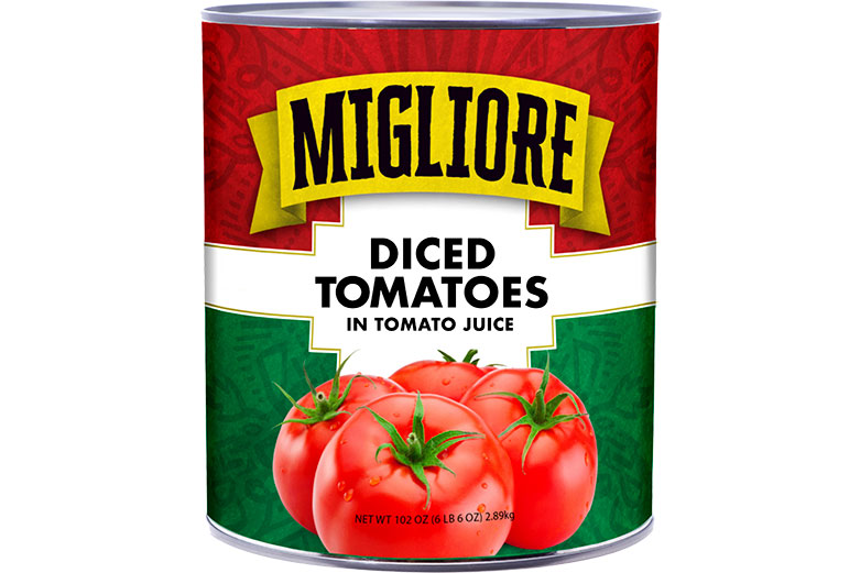 MIgliore Diced Tomatoes